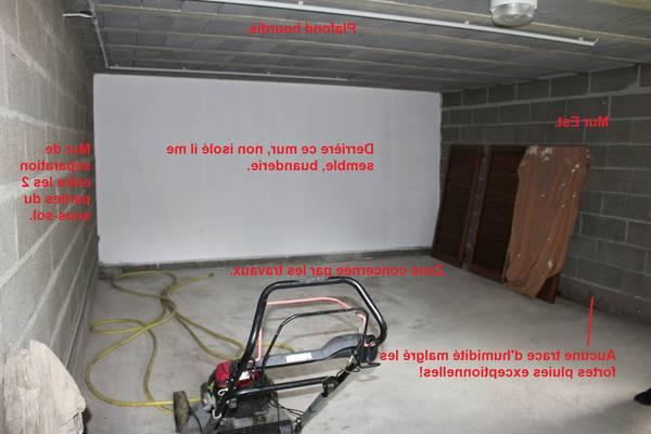 Bénéficier Isolation sous-sol polystyrène conditions